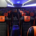 Салон туристПереоборудование микроавтобусов